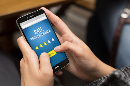 Online reviews can help other customers learn about who we are