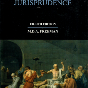 Introduction to jurisprudence front