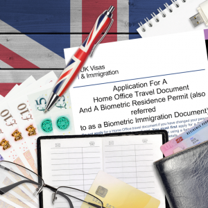 immigration Application checking services