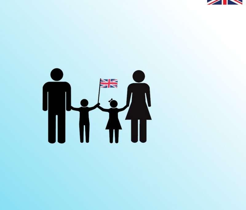 Family visa application