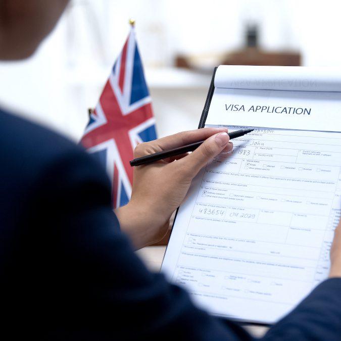 Short-term visa