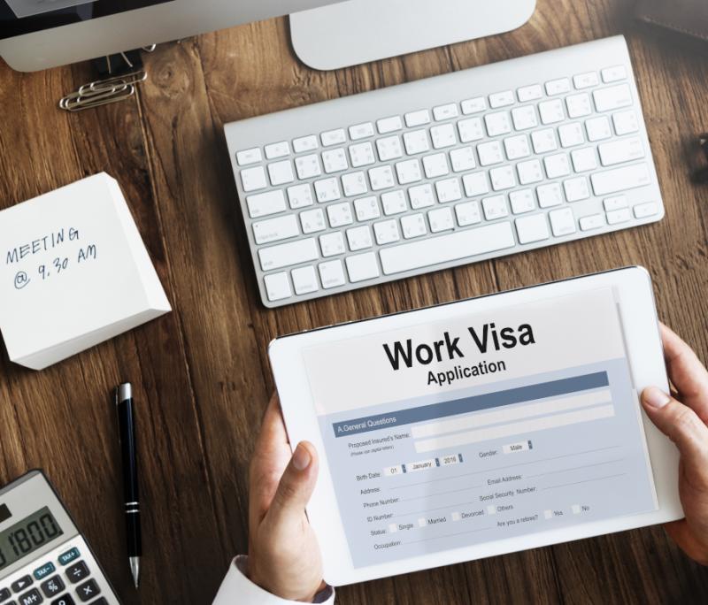 Working Visa Application