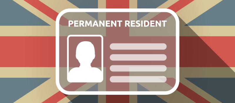 Permanent Residence Document - exercise Treaty Rights